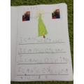 Christmas Writing!