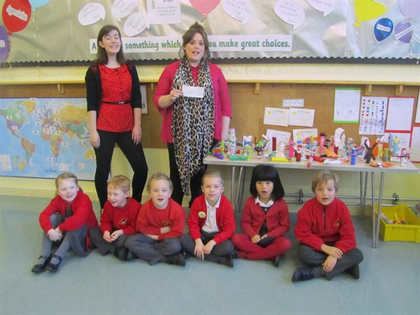 School Council will visit DCs soon