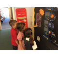 Finding out about space