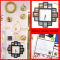 Our Clock Wall