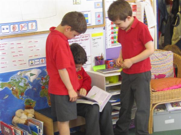 Reading our own stories