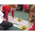 We love Beebots!