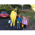 Raising money for Children in Need with Pudsey!
