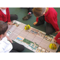 Using Beebots to learn about angle