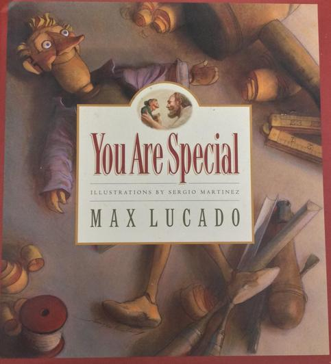 Max Lucado's beautiful story reminds us that we are special to God just the way we are.