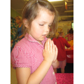 Fizzy prayers during Pentecost Pause Day