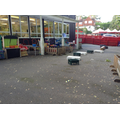 Beech Class Outdoor Learning Area