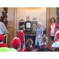 Year 2 Synagogue Visit