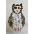 Wise Owl, our mascot for the Value of Wisdom