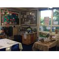 Our exploration area in Oak Class
