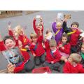 We've captured the Anglo Saxon treasure!