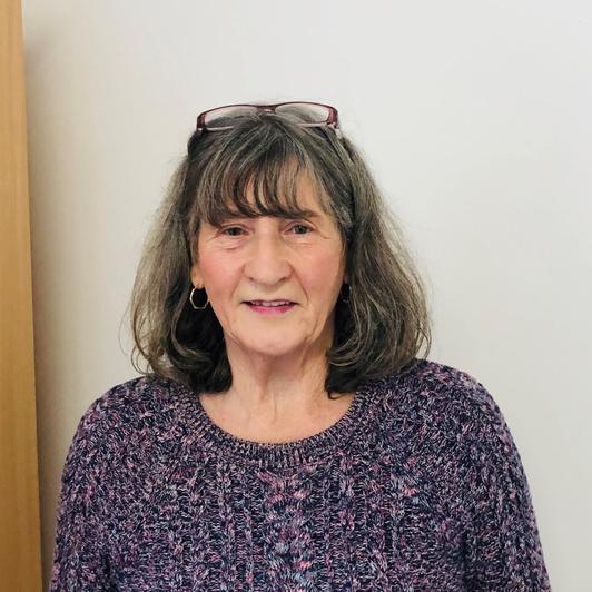 Mrs Gardener, Senior Midday Supervisor