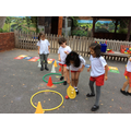 Team challenges in PE