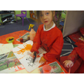 Investigating ways of making art in the Stone Age