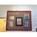 Our School Vision Board