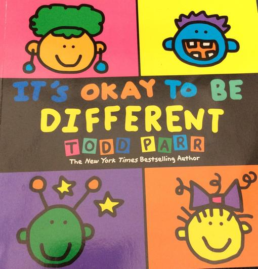 A fun story looking at accepting ourselves and others including all differences.