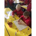 Having fun with Smarties maths!