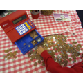 Investigating coins in the Snack Shop