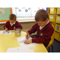 Showing control and using colours for a purpose