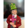Easter bonnet and Celebration cross