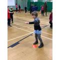 Throwing skills