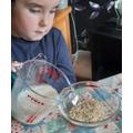 Making different porridges