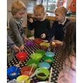 porridge tasting at school