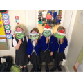 Mr Grinch in F2