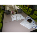 The Shabbat table