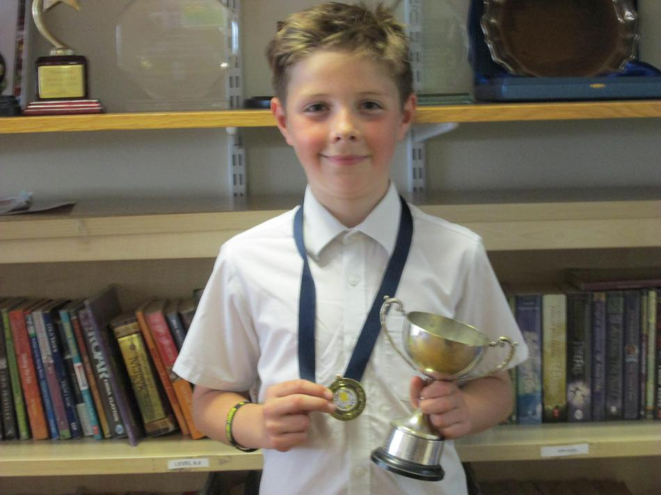 Year 5 Boys' Overall Sports Champion