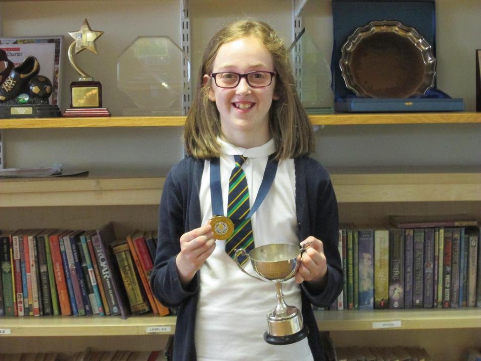 Year 5 Girls' Overall Sports Champion