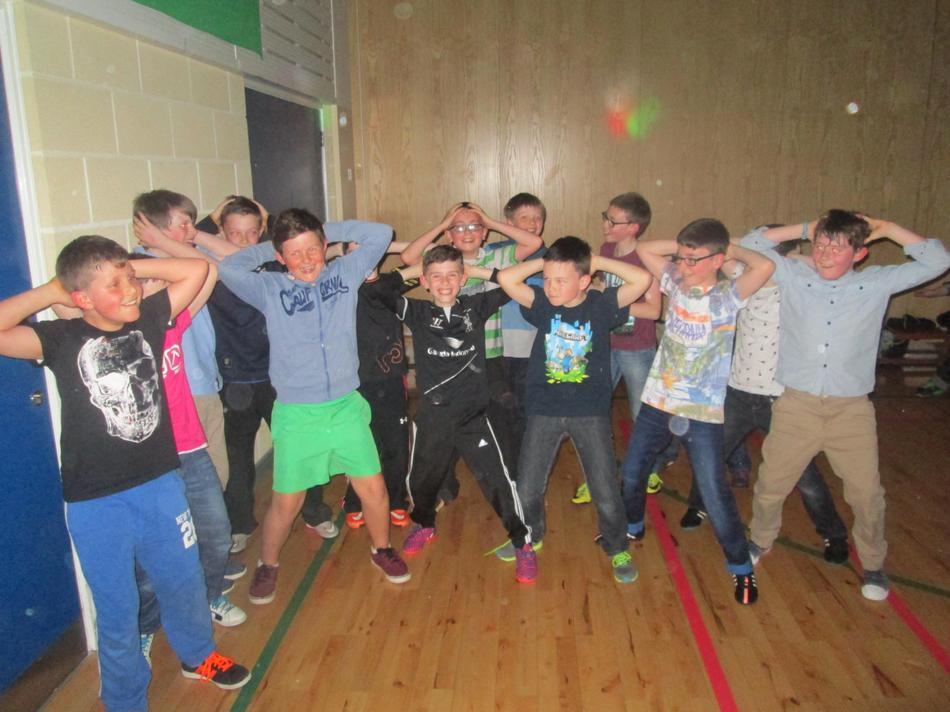 P 7 boys ROCK !