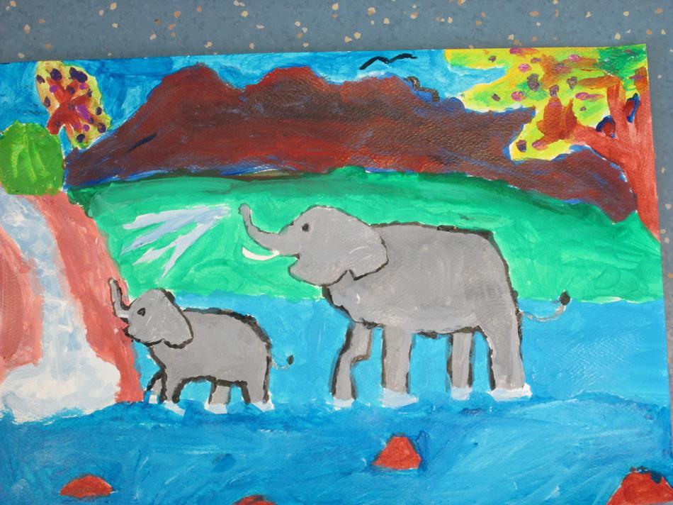Elephants' Paradise