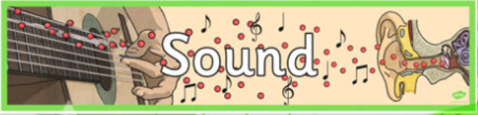 How sound travels     What causes sound   The speed of sound