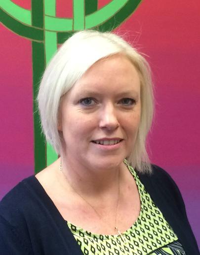 Mrs Yvonne Clarke - Headteacher and CP