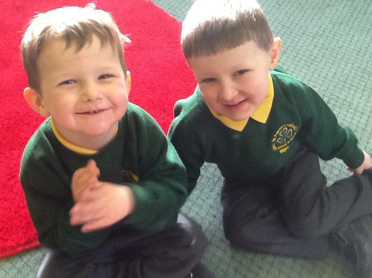 Cooper and Matthew