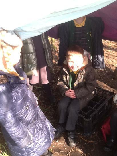 Matthew loves the Den!