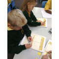 Year 1 draw shapes in different orientations!