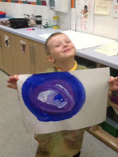 We created artwork for Imagination Day.