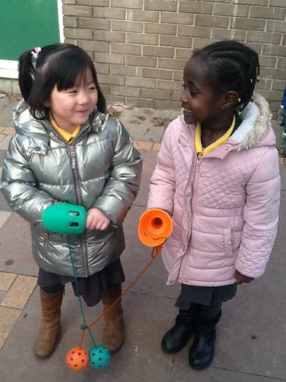 Renee and Talia