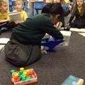 Year 1 use weights to solve practical problems!