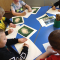 Year 1 learn about the artwork of David Hockney!