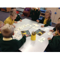 Year 1 make predictions about the main character.