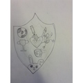 A sketch of a personalised seal