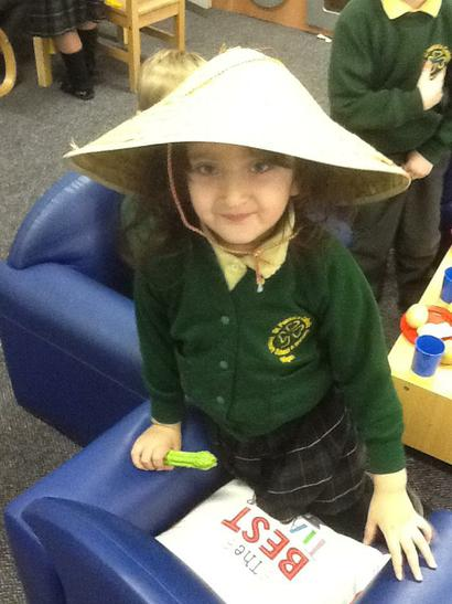 We explored the Chinese Takeaway.