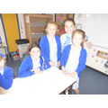 Building towers using spaghetti and marshmallows