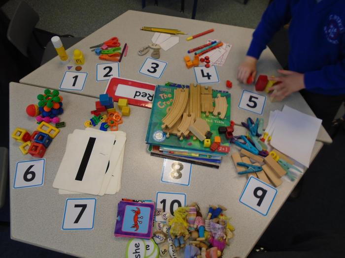 Our number museum.