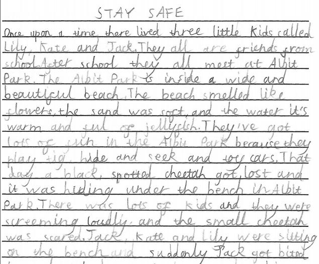 Child K Page 1