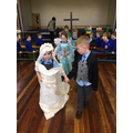 The recessional song!