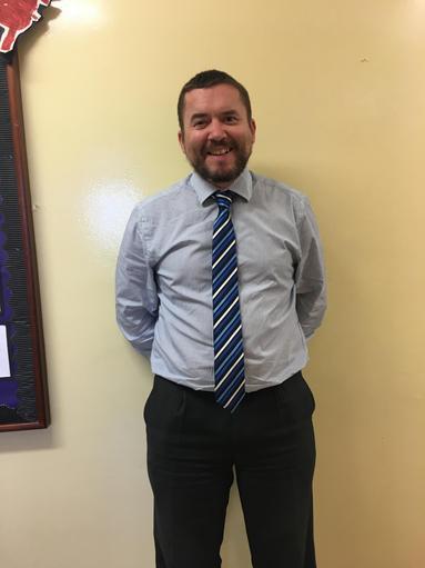 Mr Keenan: Primary 7 Teacher/ Vice Principal